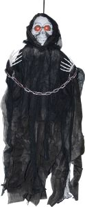 Hanging Reaper In Chains