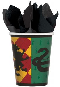 Harry Potter Cups 9oz 8 Ct