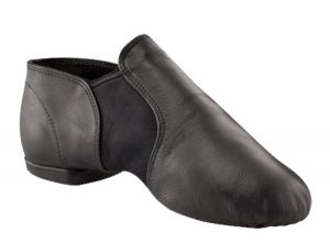 Jazz Ankle Boot Adult Blk 3m