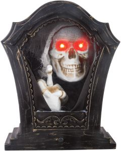 Tombstone Tapping Skeleton
