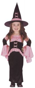 Witch Pretty Pink Toddler
