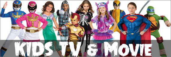 Child TV & Movie Costumes